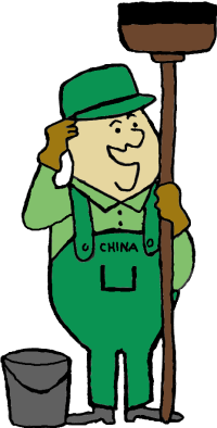 Hi, I'm China from Colac Cleaning & Property Services